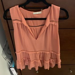 Alice + Olivia Super Cute Summer Top